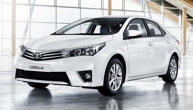 Самые популярные автомобили в мире 1