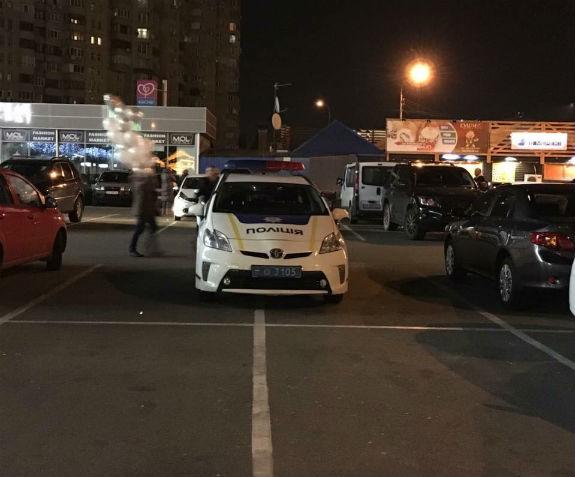 Водитель полицейского автомобиля «записался в автохамы» 1