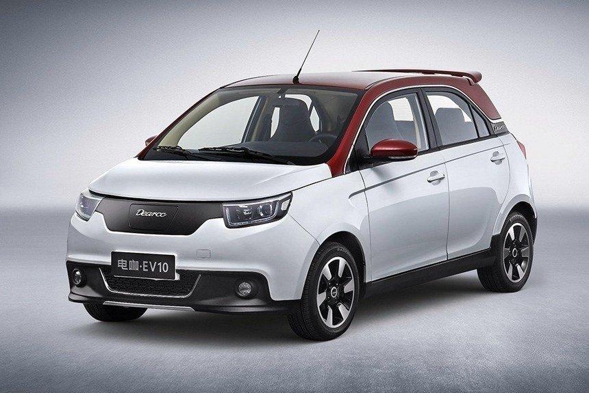 В Китае презентовали новый эко-бренд 2