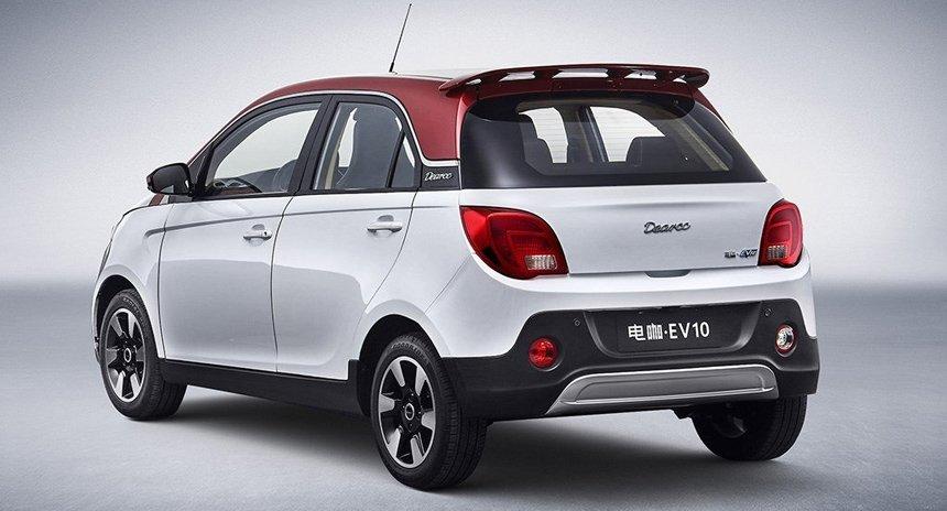 В Китае презентовали новый эко-бренд 3