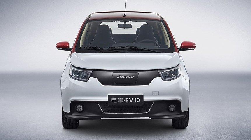 В Китае презентовали новый эко-бренд 1