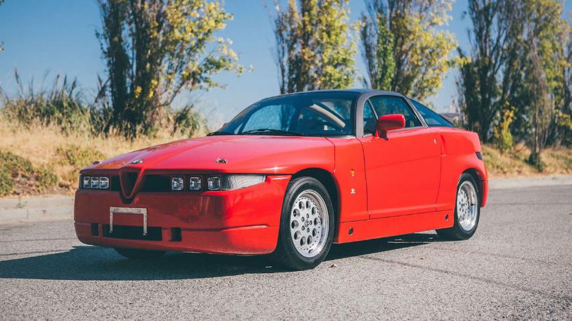 Уникальный Alfa Romeo выставлен на аукцион 1