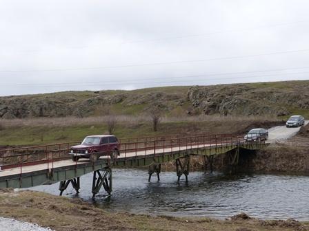 В Украине стало на один автомобильный мост больше 1