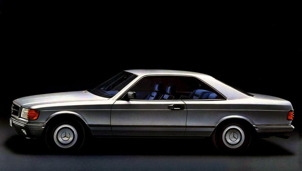 Компания Мерседес возродит модель 80-х годов 1