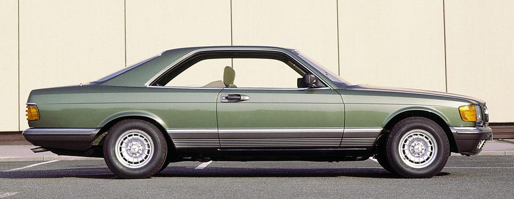 Компания Мерседес возродит модель 80-х годов 2