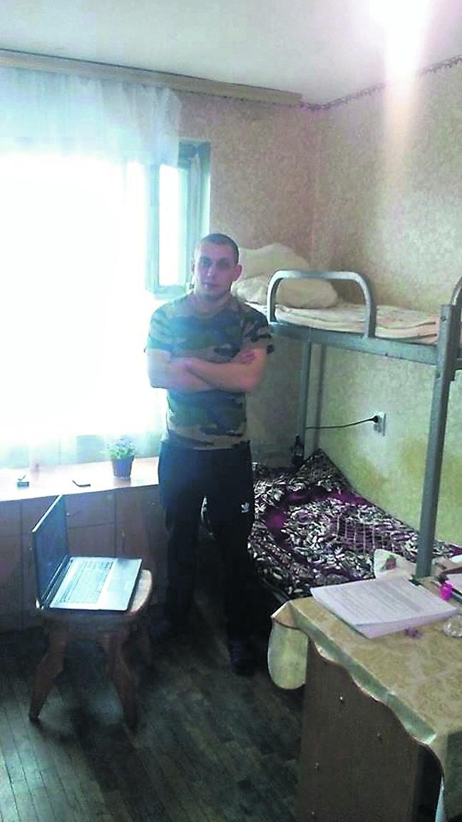 Как живет патрульный Олийнык после погони за BMW 3