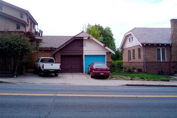 Самые необычные автомобильные гаражи 3