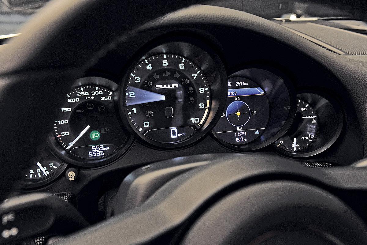«Автомобиль-невидимка»: тест-драйв Porsche 911R 5