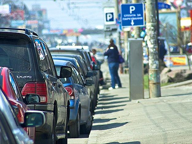ВР не дает Виталию Кличку полномочий для обустройства парковки 1