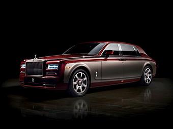 Китаец заказал крупнейшую партию машин Rolls-Royce в истории марки 3