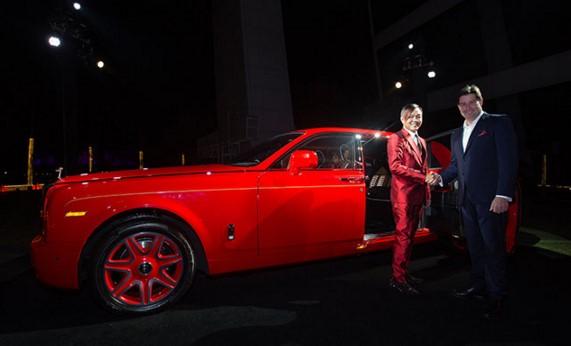 Китаец заказал крупнейшую партию машин Rolls-Royce в истории марки 1