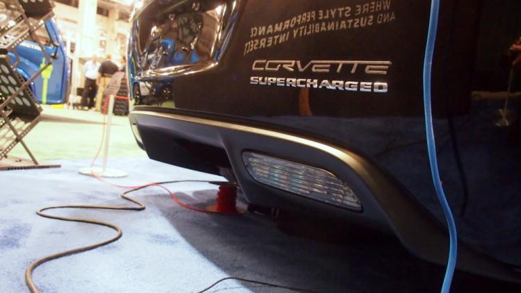 Genovation GXE стал «самым быстрым» электромобилем в мире 2