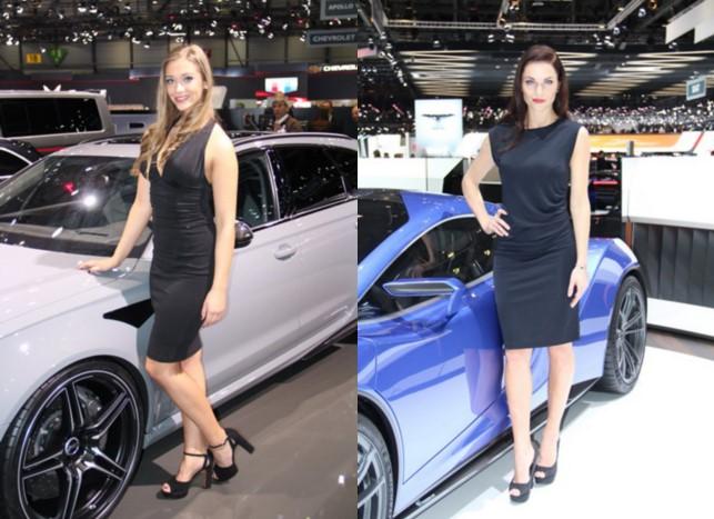 Самые красивые модели на Женевском автосалоне 2016 года 1