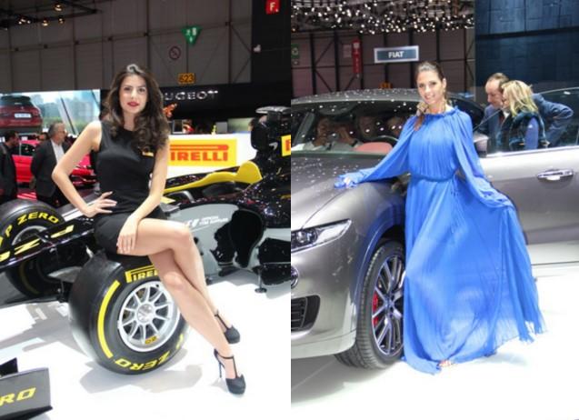Самые красивые модели на Женевском автосалоне 2016 года 2