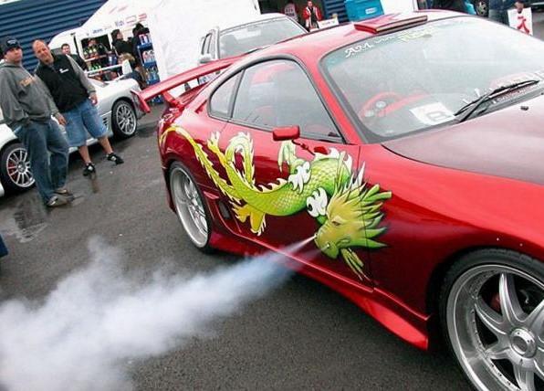 Фото подборка «самых необычных» автомобилей 1