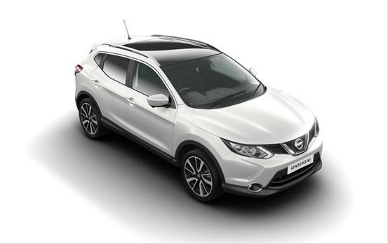 Кроссовер Qashqai первым примерит «автопилот» от Nissan 1