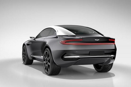 Aston Martin выпустит 7 новинок за 7 лет 2