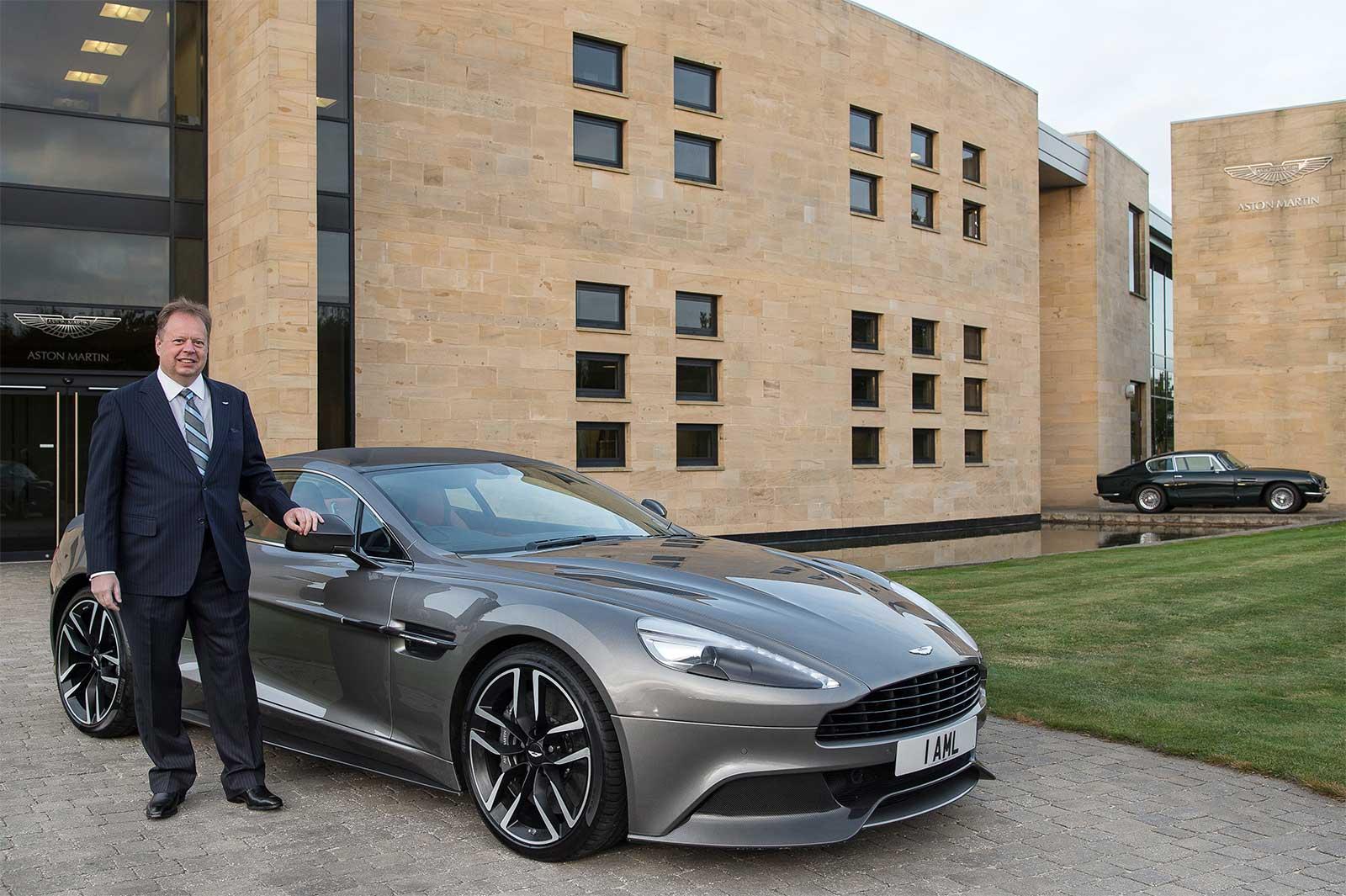 Aston Martin выпустит 7 новинок за 7 лет 1