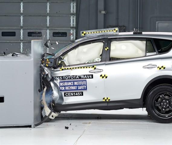 США составили и опубликовали рейтинг наиболее безопасных авто 2