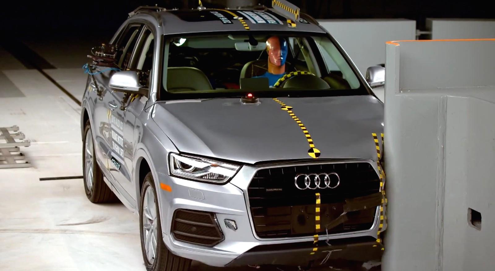 США составили и опубликовали рейтинг наиболее безопасных авто 1