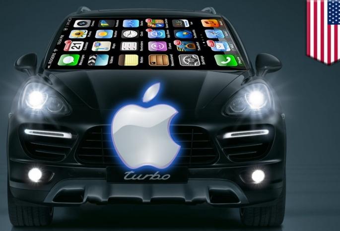 Готовясь к выпуску авто, компания Apple уже выкупила доменные «автомобильные» имена 2