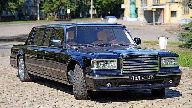 В России выставили на продажу «президентский лимузин» 1