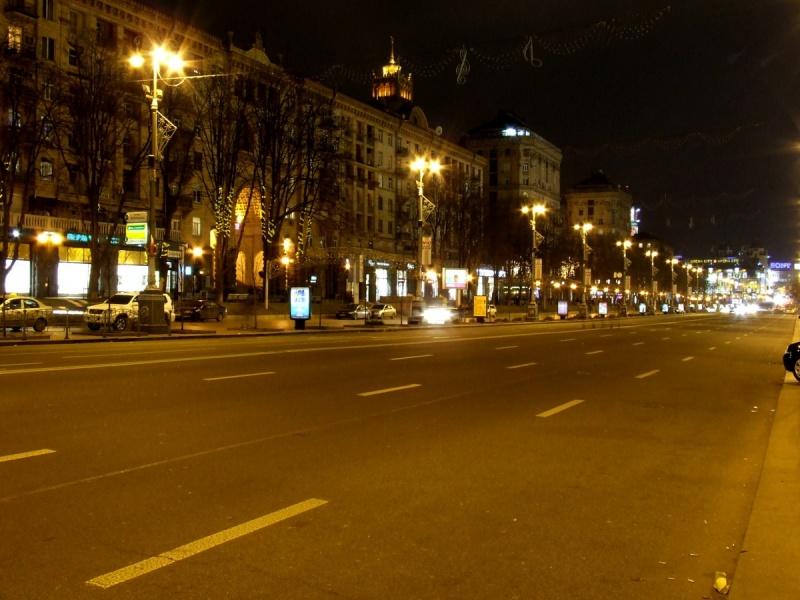 В Украине сокращают число пешеходных улиц 1