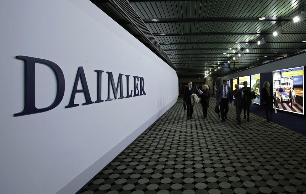 Корпорация Daimler разрабатывает новые автодвигатели «с Евро-6» 1