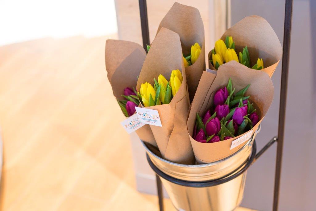 Живые цветы на «ОККО» – новый сервис для современных киевлян 1