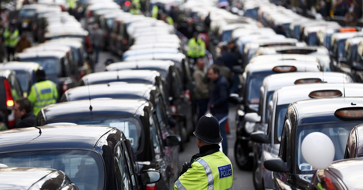 «Uber приближается»: как таксисты реагируют на появление нового сервиса 1