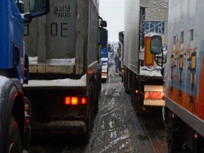 Украина и РФ подписали соглашение по «пропуску фур» 1