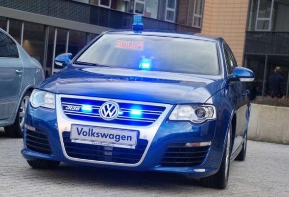 TOP-5 полицейских машин, «работающих под прикрытием» 4
