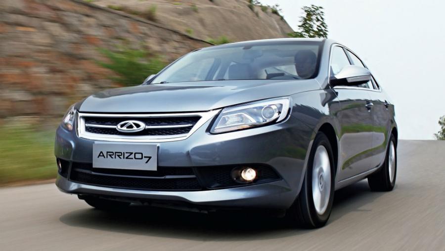 Компания Chery презентует в Украине два новых седана 3