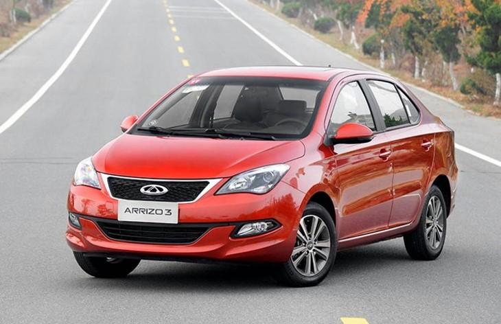 Компания Chery презентует в Украине два новых седана 1