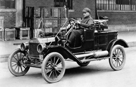 Как был изобретен автомобильный стартер 4