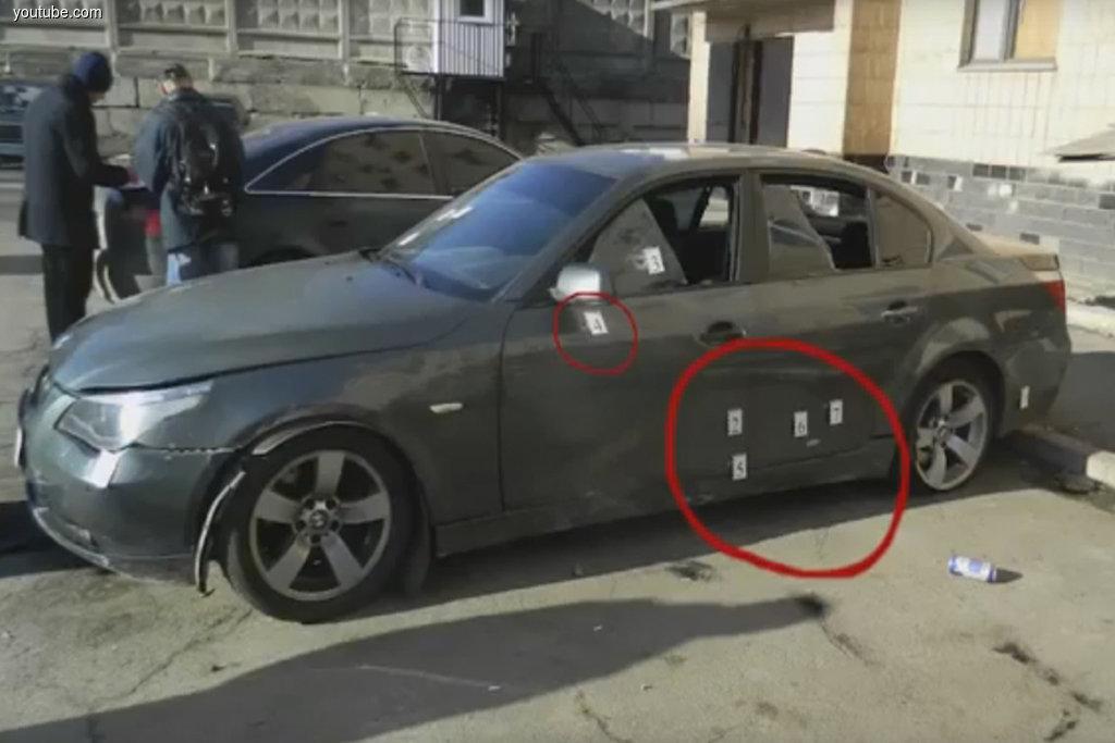 Заместитель генерального прокурора страны: «патрульный совершил убийство» 1