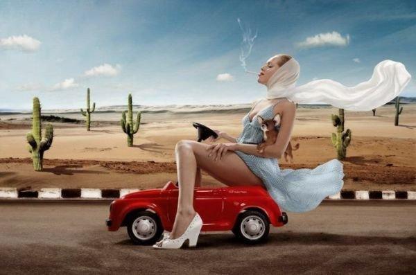 «Автоледи»: прием заявок на участие в «Большом женском ралли» 2016 открыт 1