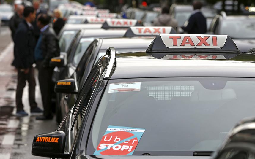 Украинских автовладельцев приглашают на работу в «сервис Uber» 1