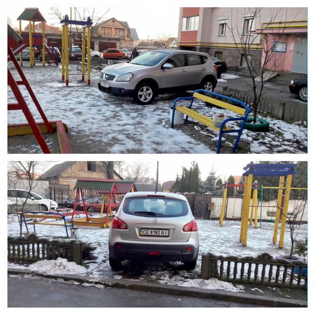 «Герои парковки перешли все границы» 2
