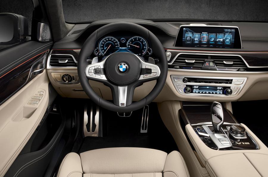 Корпорация БМВ покажет на автосалоне новую версию седана 7-Series 3