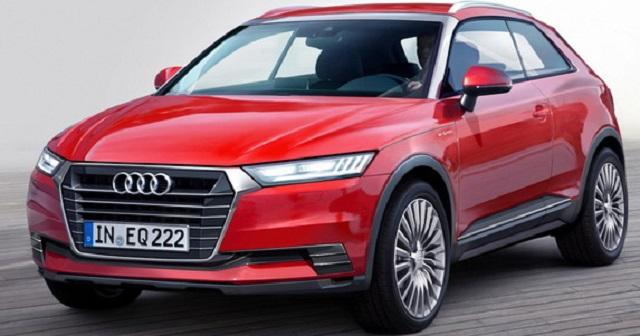 Audi Q1 станет Q2 1