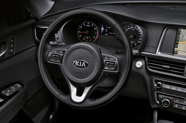 Инсайдеры слили фото и характеристики европейского Kia Optima 2