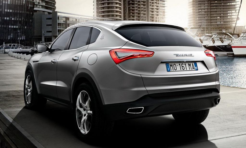 Maserati представит свой первый внедорожник в 2016 году  1