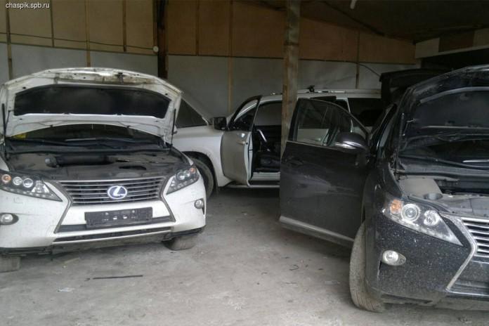 ТОП 5 самых угоняемых машин в Украине 1