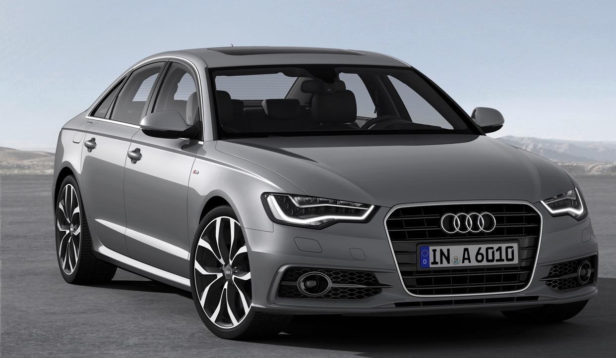 Audi поставит на конвейер переднеприводную экономичную модель A4 Ultrа 1