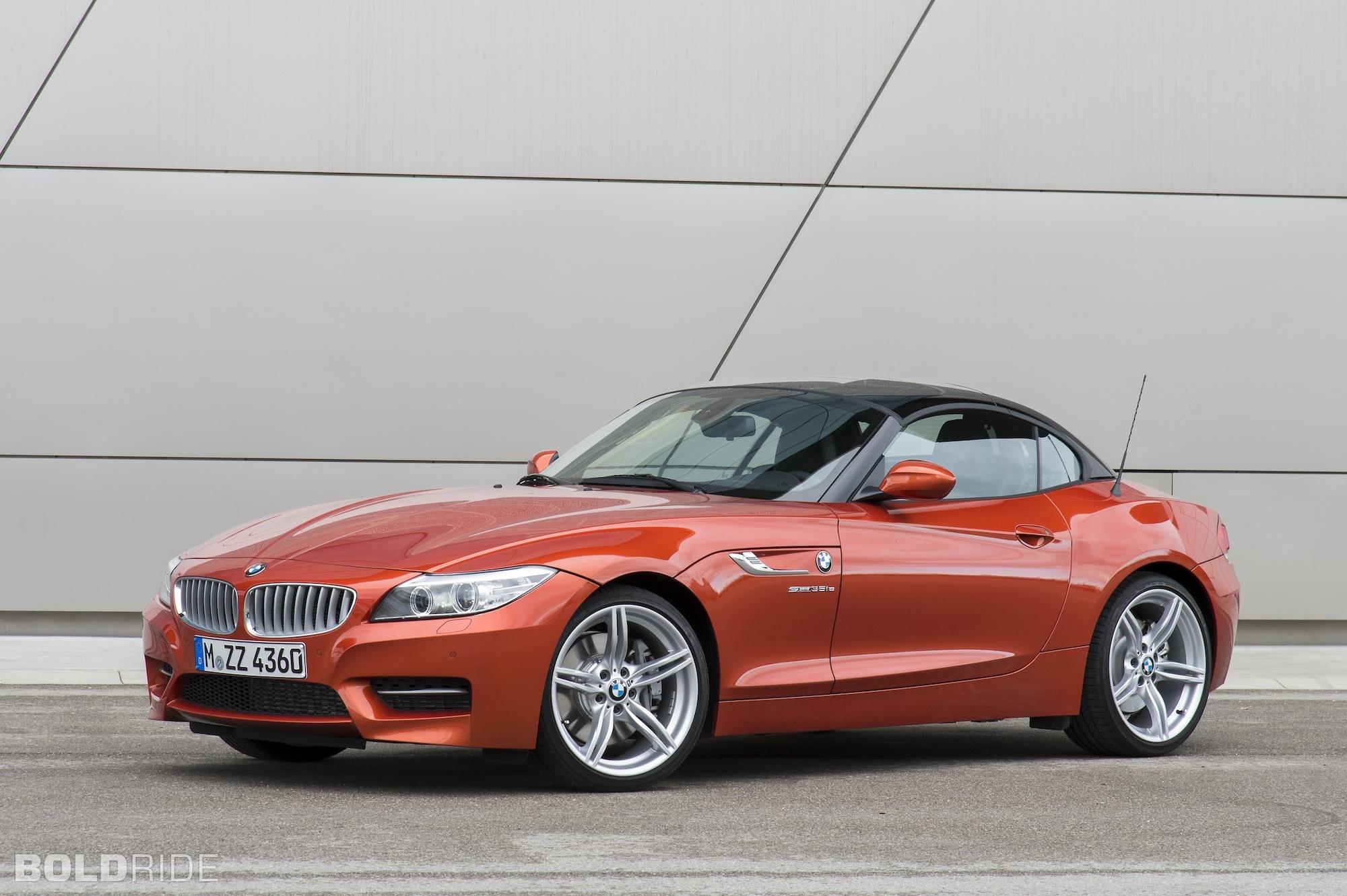 BMW прекращает производство модели Z4 2