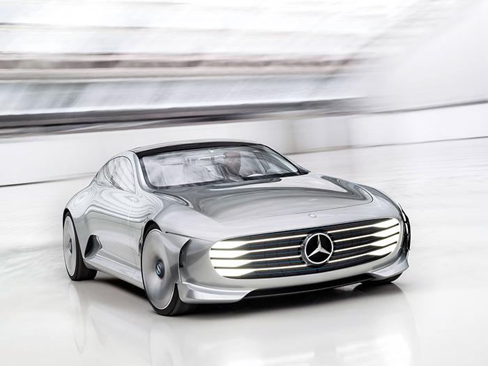 Новый cуббренд Mercedes-Benz получил имя EQ 1