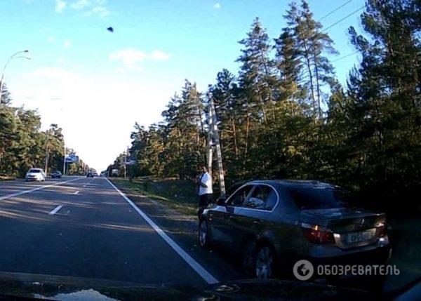 На украинских дорогах новый вид развода 1