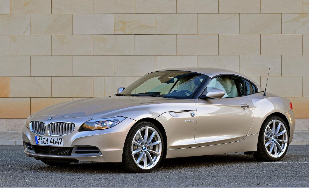 BMW прекращает производство модели Z4 3