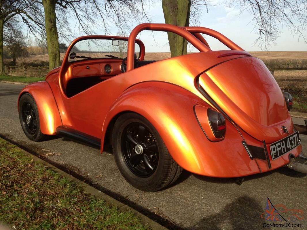 Volkswagen представит преемника «Жука» по имени Дюна 1